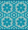 surface design in oriental geometric seamless vector image vector image