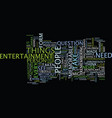 are you in search of a memorable entertainment vector image vector image