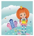 Little princess vector | Price: 3 Credits (USD $3)