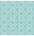 Sea Green Abstract Drawing Seamless Pattern vector image vector image