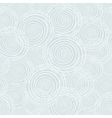 Tender seamless helix pattern Winter colection vector image vector image