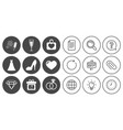wedding engagement icons locker with heart