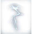 Lightning vector image vector image
