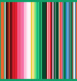 mexican seamless pattern striped texture vector image