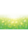 soft blurry background with bokeh defocused lights vector image vector image