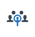 target audience icon
