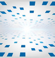 abstract perspective background vector image