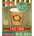 Cover for Coffee Menu