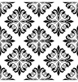 Ornamental arabesque seamless vector image