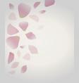 rosebush leaves-05 vector image vector image