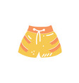 sport shorts vector image
