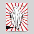 Sketch ghost vector image vector image