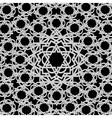 arabic geometric pattern vector image