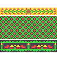 ethnic ornament vector image vector image