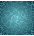 Stylish circle pattern vector image vector image