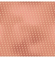 Vintage seamless background with polka dots