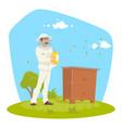 beekeeping apiary and beekeeper design