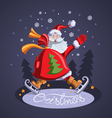 Christmas 2016 vector image vector image