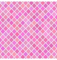 Abstract pattern background in pink colours vector image