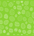easter seamless simple pattern christian vector image