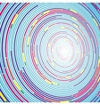 Vivid abstract background in minimalist style made vector image vector image