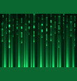green overlap pixel speed abstract background vector image vector image