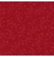 Romantic christmas seamless background vector