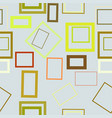 seamless abstract conceptual geometric square vector image