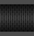 black h alphabet pattern background vector image vector image