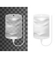 intravenous iv bag with infusion drip 3d mockups