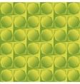 Geometric seamless monochrome background vector image