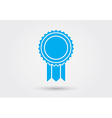 Pictogram icon for award vector image