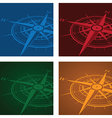 compass set vector image