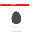 egg icon for web business finance and vector image