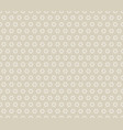 golden seamless pattern subtle white and beige vector image vector image