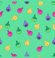 magic potion pattern vector image vector image