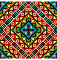 Religious texture with ethnic motifs vector image vector image