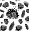 tropical leaf vector image vector image