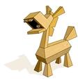 Trojan Horse vector image