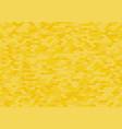 gold brick wall background yellow bricks texture vector image vector image