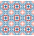 pattern classic old european victorian style vector image