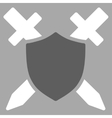 Guard Icon from Commerce Set vector image vector image