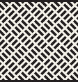 seamless geometric pattern simple vector image vector image