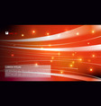 abstract colorful background wtih light streak in vector image