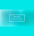 abstract geometric with gradient color background vector image vector image