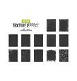 texture grange set vector image vector image