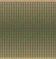 halftone camo background dots texture retro vector image vector image