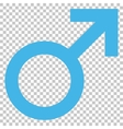 Male Symbol Icon vector image vector image