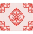 Classic ornament damask style vector image vector image
