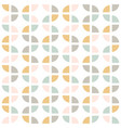 modern abstract seamless geometric pattern vector image vector image